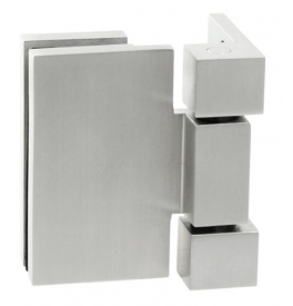 Vertikální pant na skleněné dveře JNF - IN.05.313