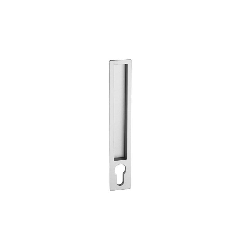 Mušle na posuvné dveře PAMAR 1098Z - CP - Chrom perla