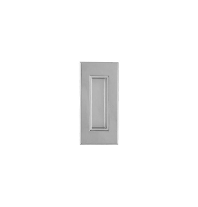 Mušle na posuvné dveře TUPAI 2650 - OC - Chrom lesklý