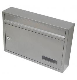Poštovní schránka X-FEST RADEK nerez