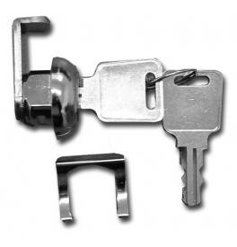 Náhradní zámek pro schránky ABS