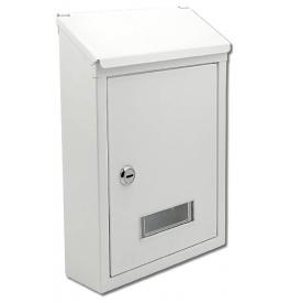 Poštovní schránka X-FEST CT3 - Bílá