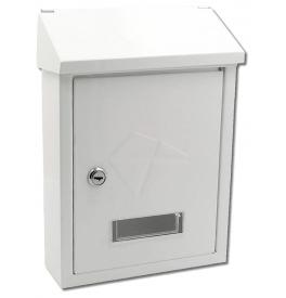 Poštovní schránka X-FEST ERIK - Bílá