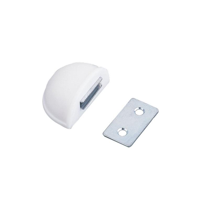 Nalepovací magnetická zarážka dveří