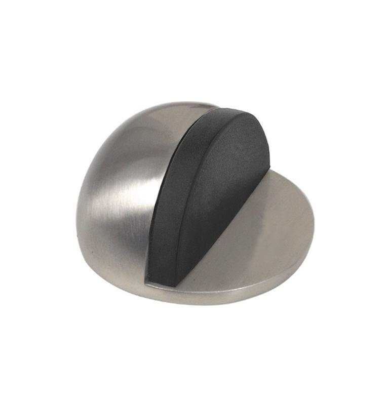 Nalepovací zarážka dveří polkopulka - ONS - Nikl broušený