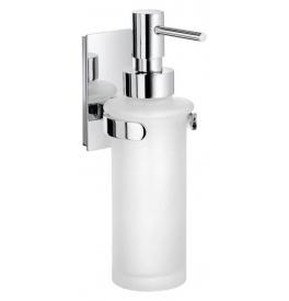 Závěsná pumpička na tekuté mýdlo SMEDBO Chrom lesklý