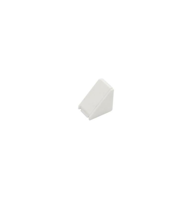 Podpěra trojúhelníková malá Bílá