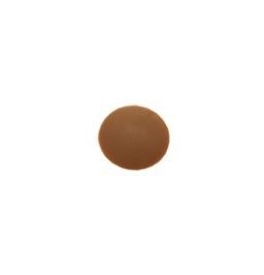Krytka plastová (100ks) Ořech