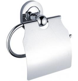 Držák na toaletní papír s krytem NIMCO Lotus