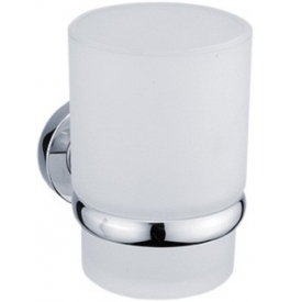 Skleněný pohár s držákem NIMCO Metro
