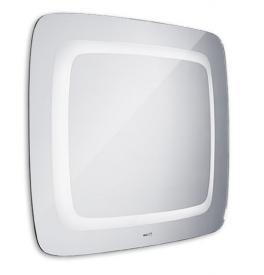 Koupelnové LED zrcadlo oblé bez senzoru 600x800mm