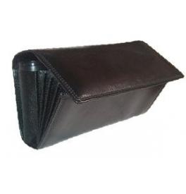 Kožená euro barmanská peněženka K4+1
