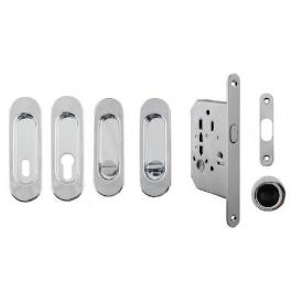 Set na posuvné dveře oválný FT - Ilustrační foto